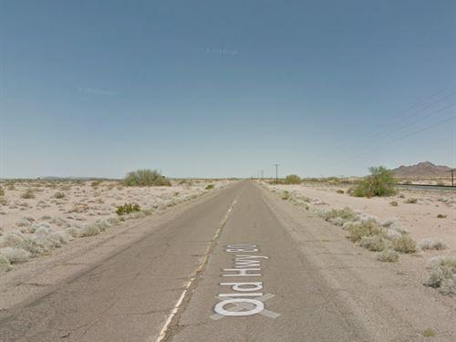 40 Acres In Dateland, AZ : Dateland : Yuma County : Arizona