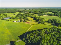 A Classic Cattle Farm : Gretna : Pittsylvania County : Virginia