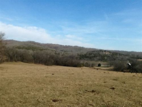 60.84 Acres In Putnam County : Granville : Putnam County : Tennessee