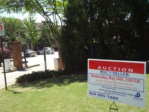 Multi-Seller Auction - 7325 : Atlanta : Fulton County : Georgia