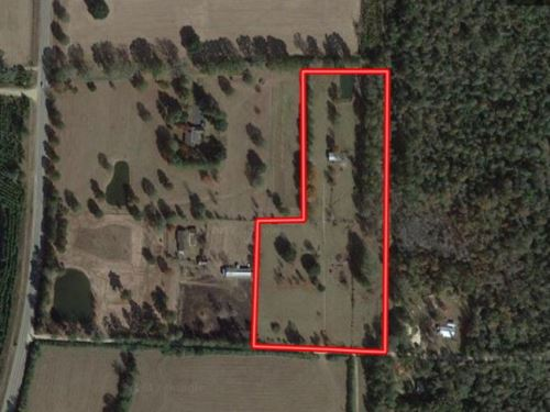 13.19 Acres In Washington Parish, L : Franklinton : Washington Parish : Louisiana