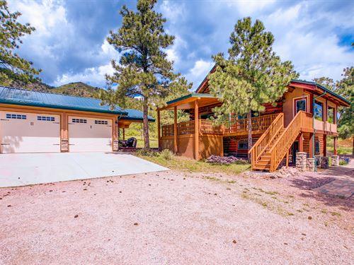 Cheyenne Mountain Ranch : Colorado Springs : El Paso County : Colorado