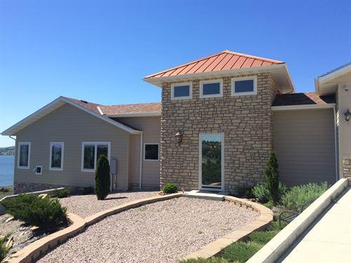 Glistening Views - Wilson Lake : Sylvan Grove : Russell County : Kansas