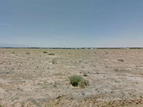 San Bernardino Co, Ca $95,000 Neg : Apple Valley : San Bernardino County : California