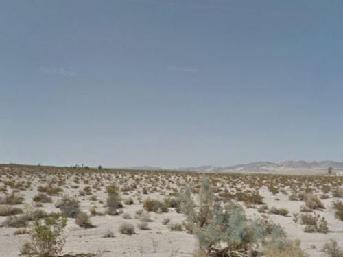 San Bernardino Co, Ca $15,000 Neg : Twentynine Palms : San Bernardino County : California