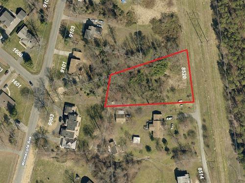 Potential Home Site : Glen Allen : Henrico County : Virginia