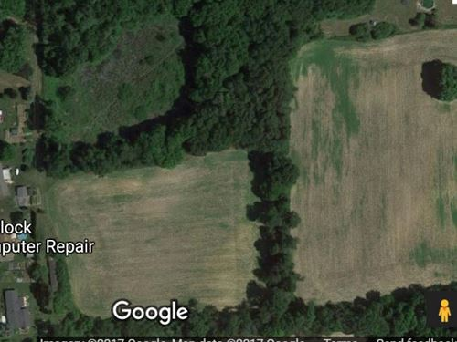 Secluded Vacant Land For Sale : Lapeer : Michigan