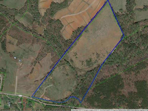 Weal Rd 41+ Acres : Chatham : Virginia Beach City County : Virginia