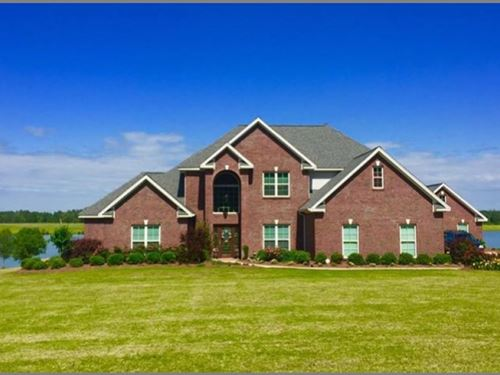 487 Prairie Waters Dr. : Columbus : Lowndes County : Mississippi