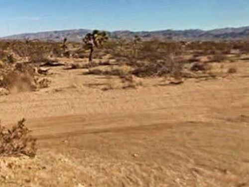 San Bernardino, Ca $17,500 Neg : Yucca Valley : San Bernardino County : California
