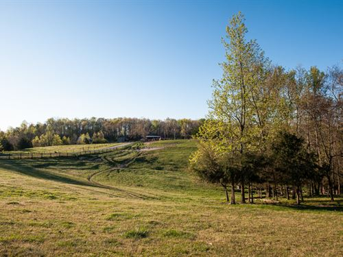 Windy Slopes Farm- West : Prospect Hill : Caswell County : North Carolina