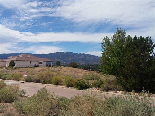 Lot In Upscale Subdivision : Canon City : Fremont County : Colorado