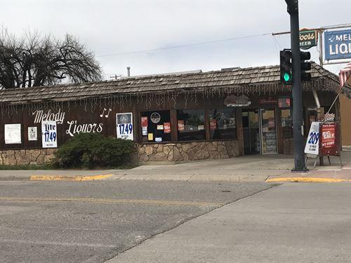 Melody Liquor : Lander : Fremont County : Wyoming