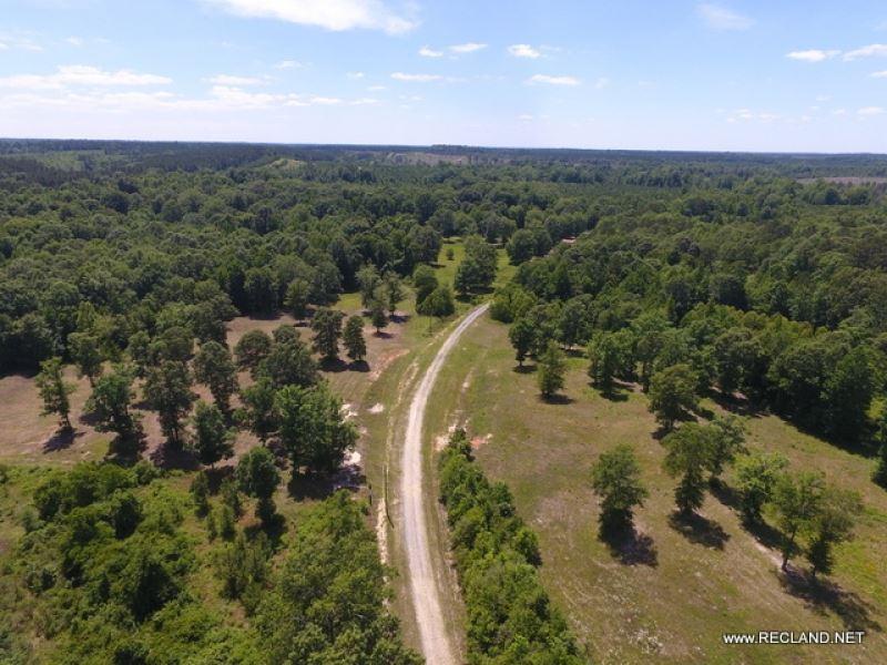 35 Ac - Rural Home Site Or Recreati : West Monroe : Ouachita Parish : Louisiana
