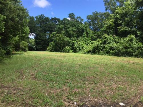 Commercial Zoned Lot For Sale McCom : McComb : Pike County : Mississippi