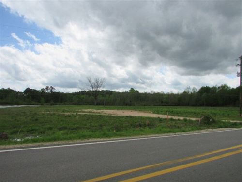 Commercial / Recreational Property : Heidelberg : Jasper County : Mississippi