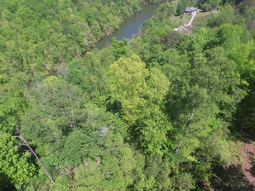 2.88 Acre Dock-Able Norris Lake Lot : New Tazewell : Claiborne County : Tennessee