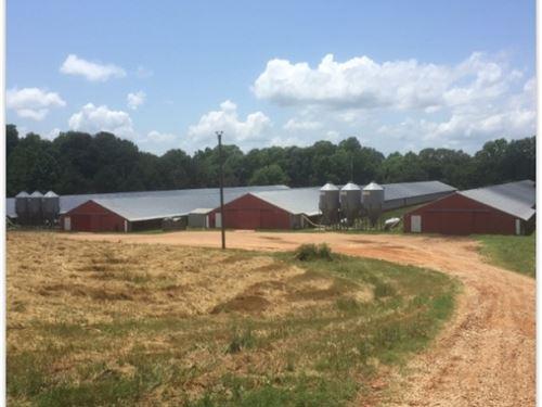 53 Acres In Neshoba County W/Farm : Philadelphia : Neshoba County : Mississippi