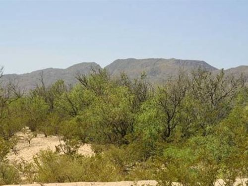 Hudspeth Co, Tx 40000 : Sierra Blanca : Hudspeth County : Texas