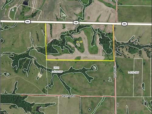 80 Ac, Sullivan County : Green City : Sullivan County : Missouri