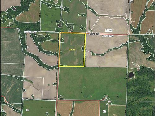 30 Ac, Chariton County : Triplett : Chariton County : Missouri