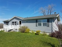 6.5 Ac, Mercer County With House : Princeton : Mercer County : Missouri
