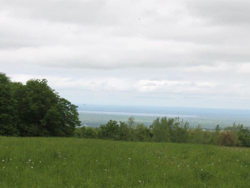 15 Acres In Lincoln Ny Lake Views : Lincoln : Madison County : New York