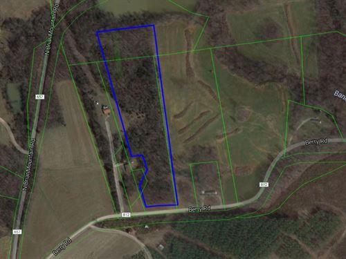 Berry Rd Callands Va : Callands : Pittsylvania County : Virginia