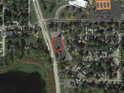 City Of Portage Wi Lot For Sale : Portage : Columbia County : Wisconsin