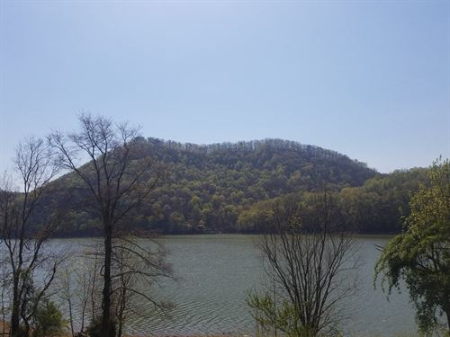 7.24 Acre Cherokee Lake Front Tract : Mooresburg : Hawkins County : Tennessee