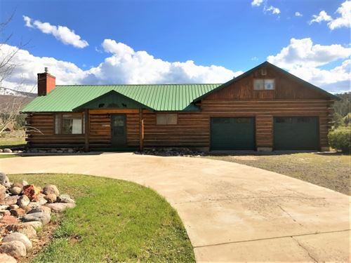 Dakota Park Cabin : South Fork : Rio Grande County : Colorado