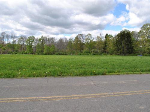 2 Acre Building Lot Berkshire Ny : Berkshire : Tioga County : New York