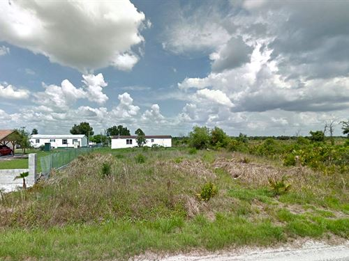 Rural Residential Lot For Home : Wimauma : Hillsborough County : Florida