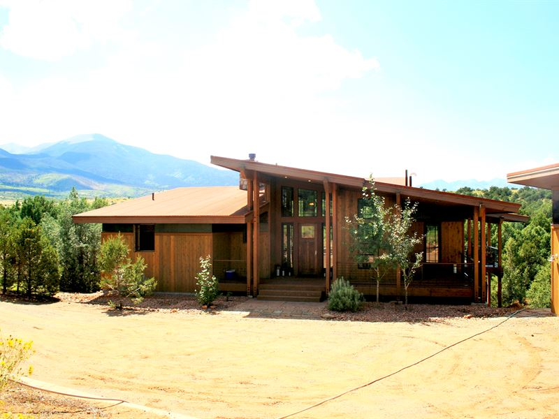 Lariat Homestead At Maytag Ranch : Hillside : Fremont County : Colorado
