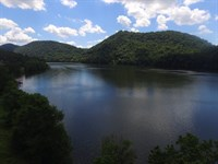 3.05 Acre Cherokee Lake Front Lot : Mooresburg : Hawkins County : Tennessee