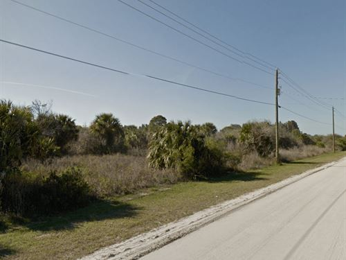 Residential Land4sale In Palm Bay : Palm Bay : Brevard County : Florida