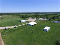 1145 Acre Farm : Paris : Lamar County : Texas