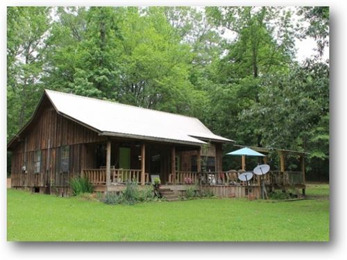 2 Acres W/ Cabin In Carroll County : McCarley : Carroll County : Mississippi