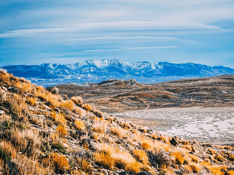 Adjoins 1 Million Acres Of Blm : Rawlins : Carbon County : Wyoming