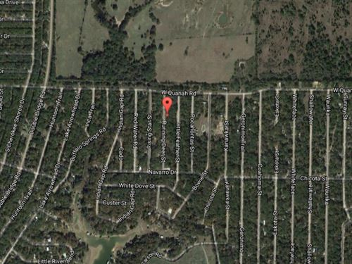.15 Acre Parcel In Mabank, Tx : Mabank : Henderson County : Texas