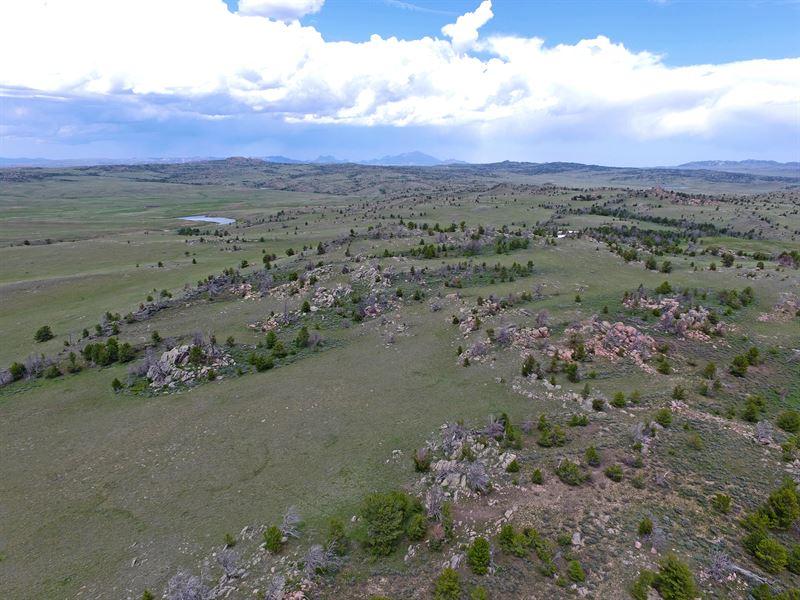 Duck Creek Ranch At Laramie Range : Laramie : Albany County : Wyoming