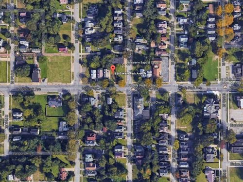 Residential-Vacant Land : Cleveland : Cuyahoga County : Ohio