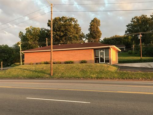 Commercial Office Bldg & Lot : Newport : Cocke County : Tennessee