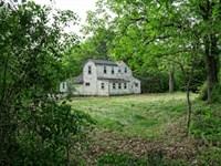 This Old Farmhouse : Hannacroix : Greene County : New York
