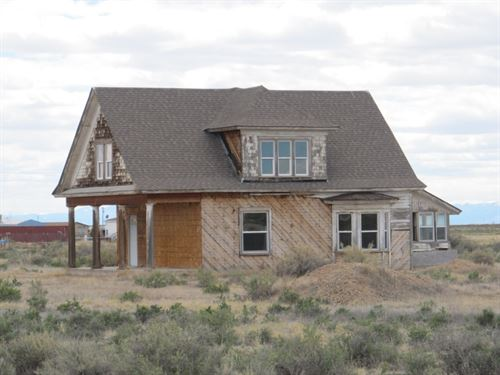 9116457 - Finish To Suit Your Needs : Moffat : Saguache County : Colorado