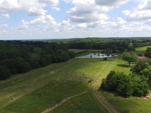24 Ac With Barn And Pond : Spring Hill : Maury County : Tennessee