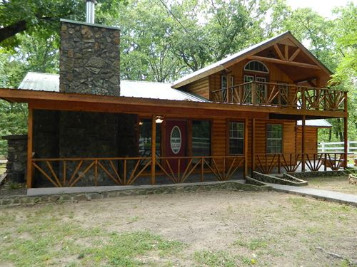 Private Lodge/Retreat : Welling : Cherokee County : Oklahoma