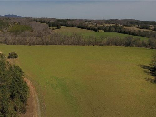 Beautiful Views W/ River Frontage : Penhook : Franklin County : Virginia