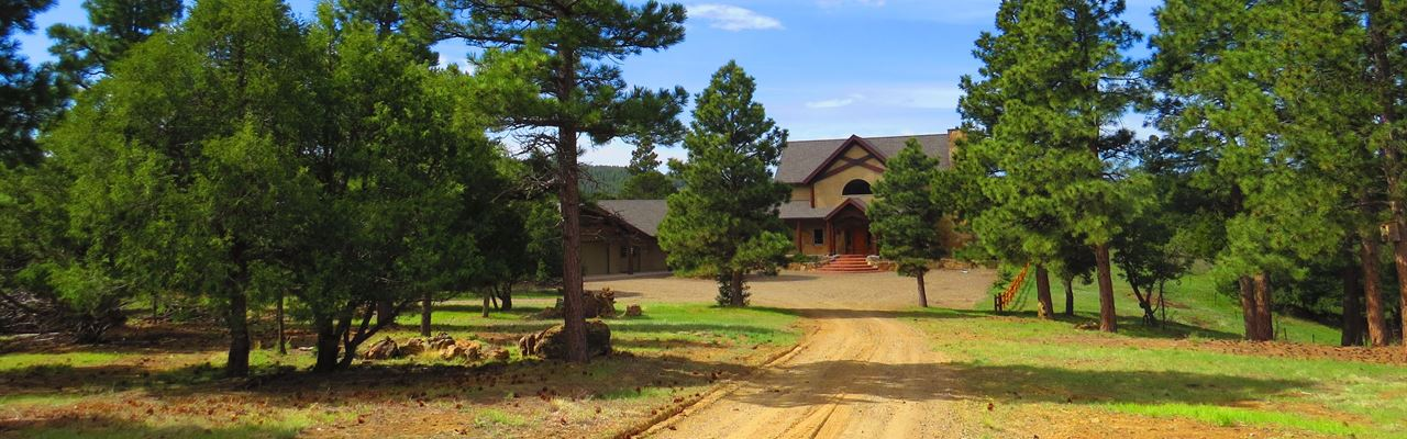 Santa Fe Trail Ranch D60 Home : Trinidad : Las Animas County : Colorado