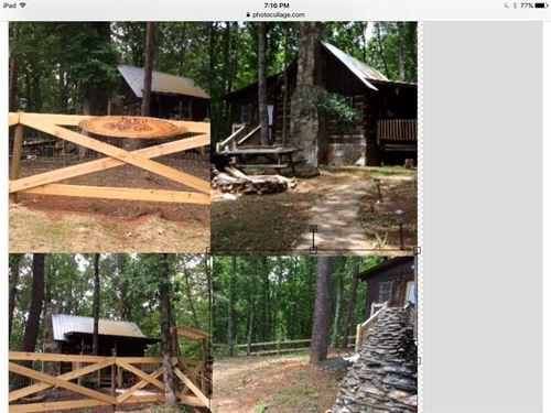 Historical 100+ Year Log Cabin : Ellijay : Gilmer County : Georgia